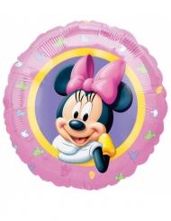 Minnie Maus™-Folienballon Geschenk-Idee bunt 43cm