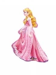Aluminium-Ballon Prinzessin Aurora