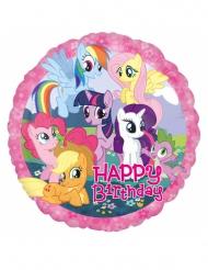 Aluminium-Ballon My little Pony 43 cm