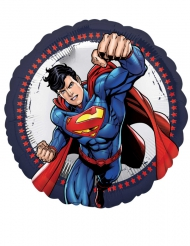 Superman Aluminium Ball 43 cm