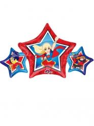 DC Super Hero Mädchen kleiner Aluminium Ballon 22 X 43 cm