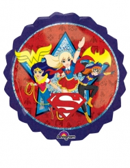 Aluminium-Ballon DC Super Hero Girls