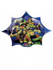 Ninja Turtles Partyballon aus Aluminium