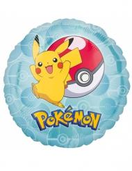 Aluminium Ballon Pikachu 43cm