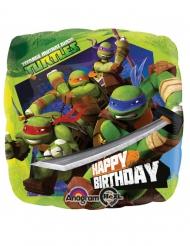 Ballons aus Aluminium Ninja Turtles