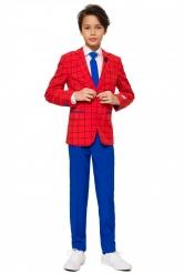 Mr. Spider Man™-festlicher Anzug für Teenager Opposuits™ blau-rot