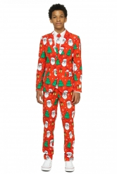 Mr. Holiday Opposuits™-Anzug für Teenager bunt