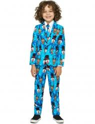 Mr. Winter Opposuits™-Anzug für Kinder bunt