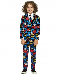 Mr. Batman Opposuits™ für Kinder Comic-Verkleidung bunt