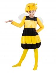 Biene Maja™-Kinderkostüm Lizenz-Verkleidung gelb-schwarz