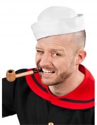 Popeye™-Pfeife Lizenz-Zubehör für Erwachsene braun-schwarz