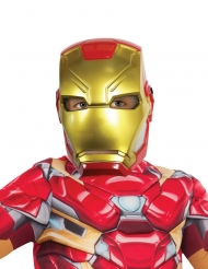 Halmaske Iron Man™ für Kinder