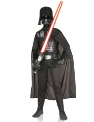 Star Wars™ Darth Vader Kinderkostüm Deluxe schwarz