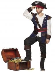 Piratenkostüm für Jungen Seeräuber bunt