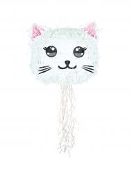 Kawaii-Katze als Piñata-Partyspiel für Kinder