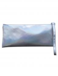 Handtasche für Meerjungfrauen Clutch silber