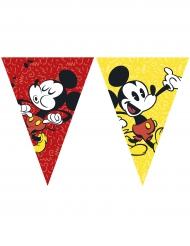 Girlande 9 Wimpel von Mickey