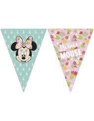 Minnie™-Girlande Kindergeburtstag Partyzubehör 2,3x25cm
