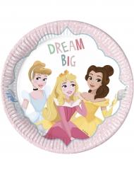 8 Disney Princesses Teller 23cm