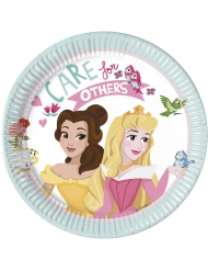8 Disneys Princesses Teller 20cm