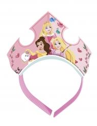 Disney™-Lizenzartikel Tiaras für Kinder 4 Stück rosa