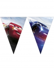 Cars™- Girlande Wimpelgirlande 230cm bunt