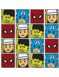 20 Party-Servietten Avengers