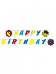Geburtstagsgirlande Avengers 200 x 16 cm