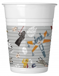 8 Star Wars Forces Plastikbecher 200 ml