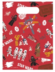 6 Geschenktüten Star Wars Forces