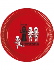 8 Pappteller Star Wars 23 cm