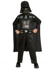 Darth Vader™-Kinderkostüm Star Wars™-Lizenz schwarz