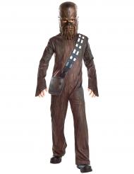 Chewbacca™-Lizenzverkleidung für Kinder Star Wars™ braun