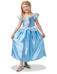 Disney™ Cinderella Prinzessinen-Kostüm für Mädchen blau