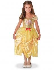 Disney™-Lizenzkostüm Belle für Mädchen gold