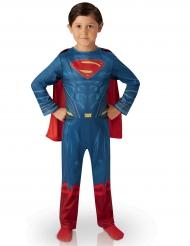 Superman™-Kinderkostüm Lizenz-Verkleidung Justice League blau-rot-gold