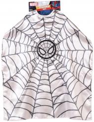 Spiderman™ Umhang für Kinder weiss