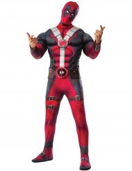 Deadpool™ Kostüm für Herren Lizenzartikel rot-blau