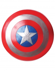 Captain America™ Schild Kostümzubehör rot-blau-weiss