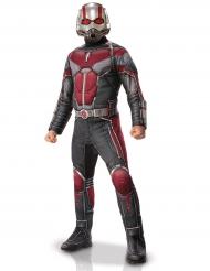 Ant-Man™-Deluxe Kostüm für Herren Marvel-Lizenz grau-rot