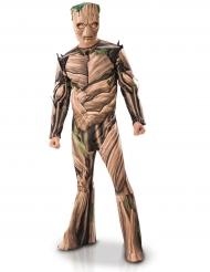 Groot™-Herrenkostüm Lizenz Superhelden-Verkleidung braun-grün