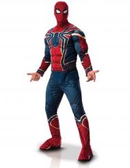 Iron Spider™-Infinity War™ Deluxe Kostüm blau-rot-gold