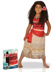 Vaiana™-Disney Kostüm für Kinder rot-beige
