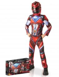 Power Rangers™-Lizenzkostüm für Kinder rot
