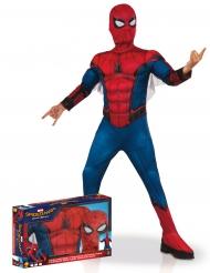 Spiderman™-Lizenzkostüm für Kinder Marvel™ rot-blau-schwarz