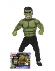 Hulk™-Lizenzkostüm Marvel™ für Kinder grün