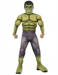 Hulk™-Lizenzkostüm für Kinder Marvel™ grün-lila