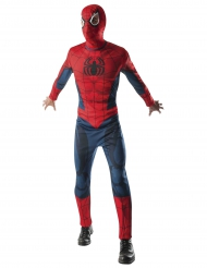 Spiderman™Lizenzkostüm für Erwachsene von Marvel™ blau-rot