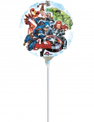 Kleiner Aluminiumballon Avengers 23 cm