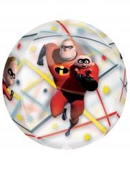 Die Unglaublichen™-Aluminum-Ballon Lizenzprodukt 40 x 40 cm